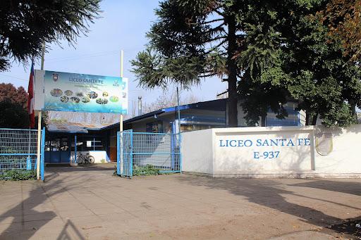 Alumno del Liceo Municipal de Santa Fe - Los Ángeles resultó positivo a Covid-19