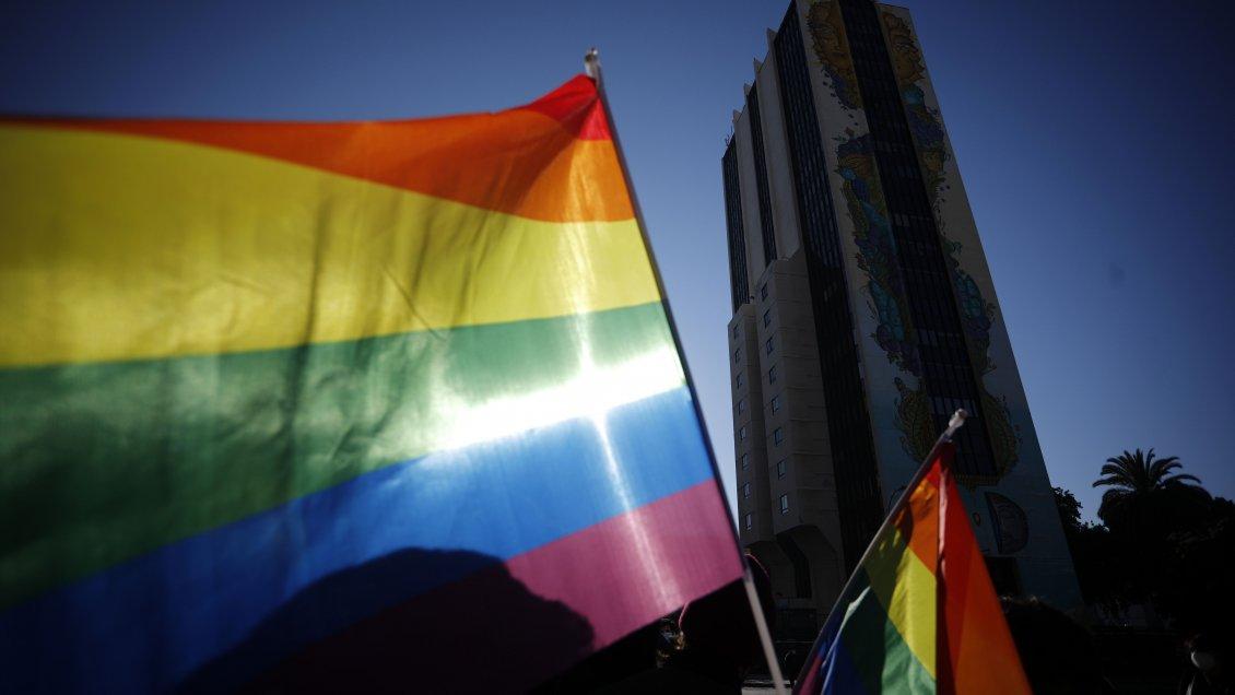 Minorías sexuales Estudio: El 70,3% de los chilenos acepta a personas sin importar orientación sexual