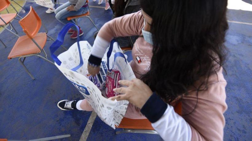 Mujeres privadas de libertad del Biobío recibirán donación de artículos de higiene personal