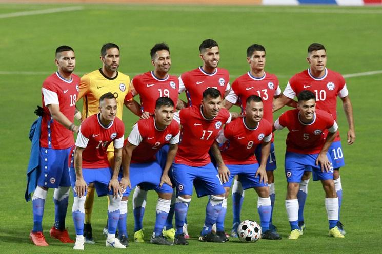 El entrenador de la selección chilena,Martín Lasarte, entregó este jueves la lista de jugadores citados para disputar la Copa América en Brasil.