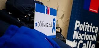 Bajas temperaturas activan nuevamente Código Azul en tres regiones del país