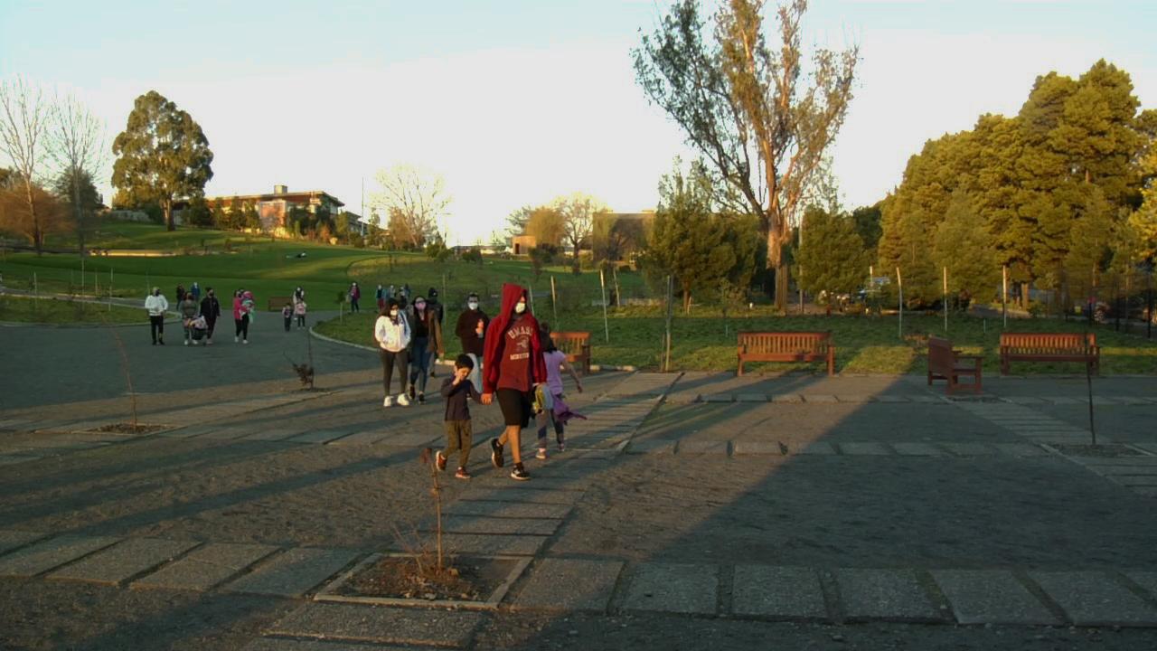 Parque Alessandri Nacimiento festeja su primer mes sumando más de 10 mil visitantes