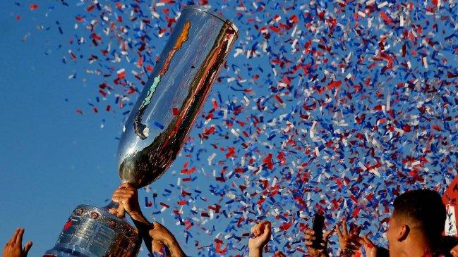 Se sortearon los cruces de la segunda fase de la Copa Chile 2021