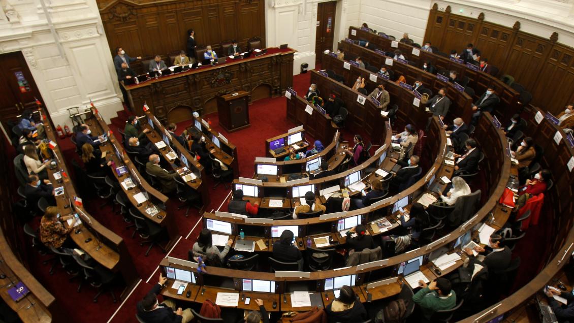 Convención desmintió supuesto aguinaldo para los constituyentes