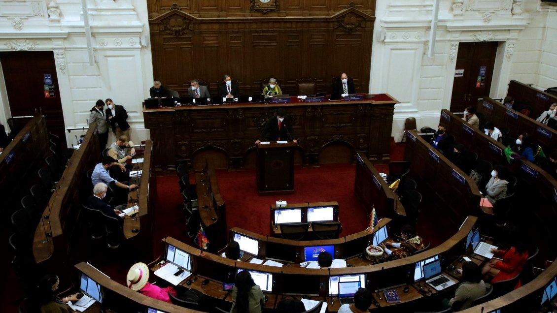 Tras polémica por sesiones en Biobío, pleno de la Convención definirá próximas salidas a terreno
