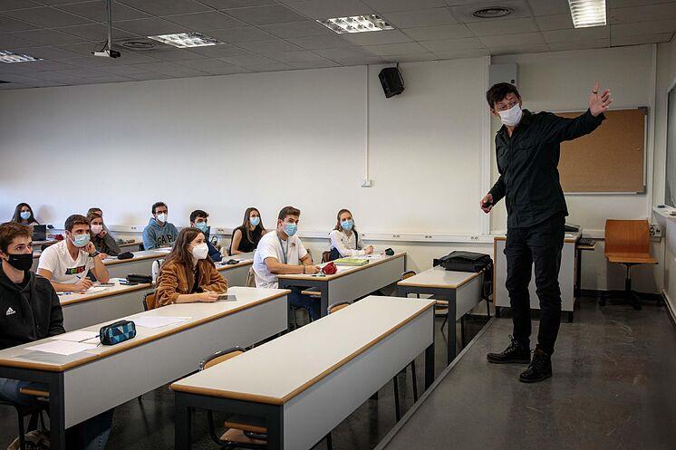 MINEDUC: El 99% de las instituciones de educación superior de la región del Biobío están en condiciones de retornar a clases presenciales sin distanciamiento social ni restricciones de aforo