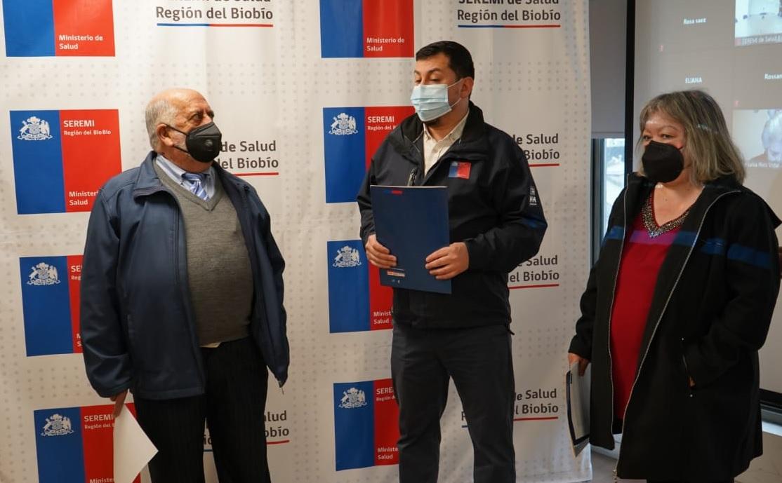 Cerca de 60 adultos mayores de las 33 comunas de la región participaran de academia de formación en educación sanitaria