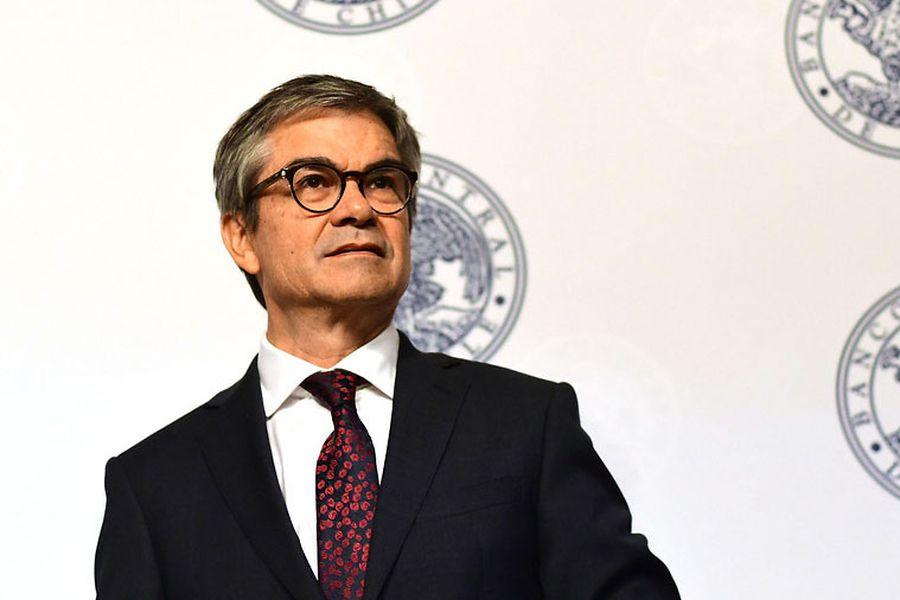 Piñera ratificó a Mario Marcel como presidente del Banco Central