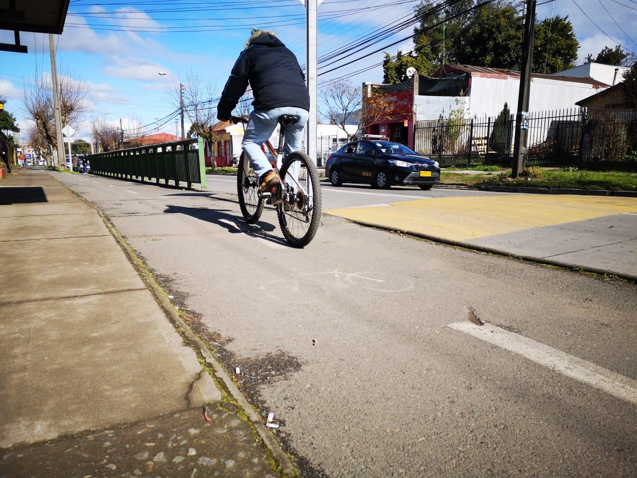 """Google Maps estrena """"modo bicicleta"""" para realizar viajes en ciclovías en distintas ciudades de Chile"""