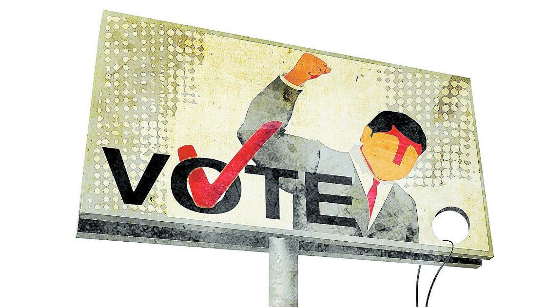 Habilitan 331 espacios públicos para instalación de propaganda electoral en el Biobío