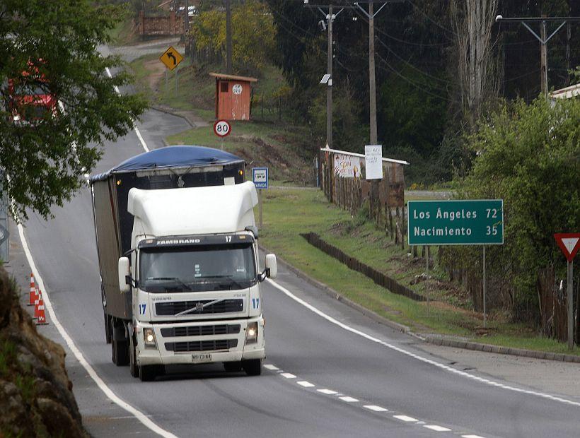 Alza de accidentes origina plan de fiscalización extraordinario en rutas 160 de la Madera