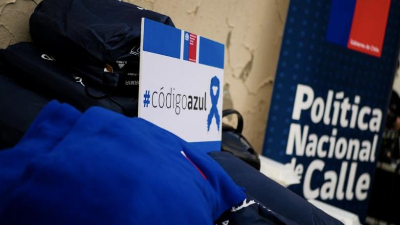Bajas temperaturas: Activan Código Azul en la RM, Los Andes, San Felipe y Los Ángeles