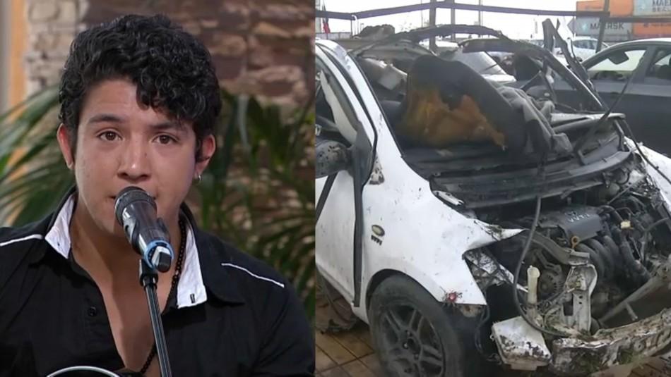 """Las hipótesis que maneja Fiscalía sobre el accidente que cobró la vida de """"El Gitano"""""""
