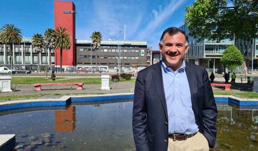 Eric Aedo confirma candidatura a la Cámara de Diputados