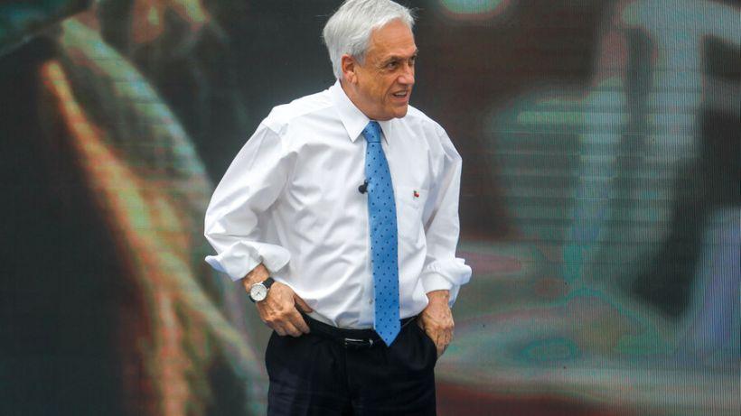 """Piñera reconoció """"rebrote"""" y dijo que """"seremos más duros y exigentes para que todos se vacunen"""""""