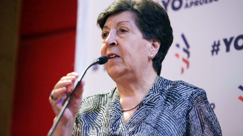 """Carmen Frei: """"Hoy comienza la opción de la centroizquierda"""""""