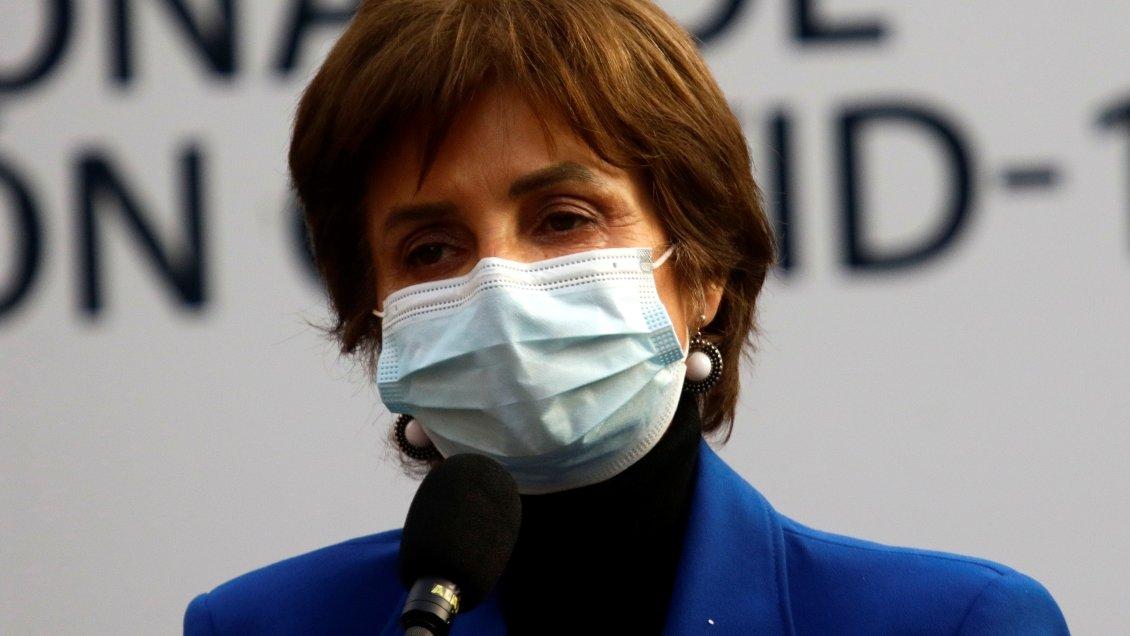 Subsecretaria Daza: Probablemente vamos a requerir la vacuna contra el Covid-19 una vez al año
