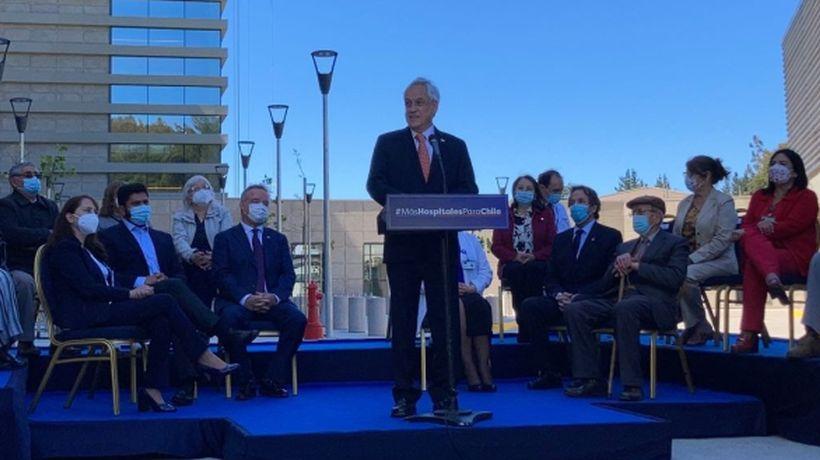 """Piñera emplazó a parlamentarios por cuarto retiro: """"En época electoral se piensa que está todo permitido. No es así"""""""