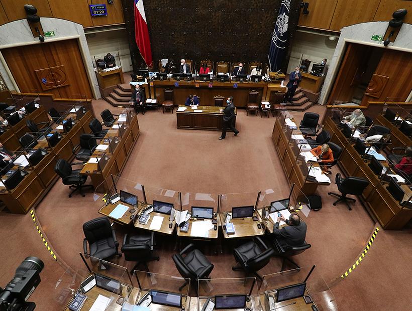 Senado aprueba reforma al Código de Aguas