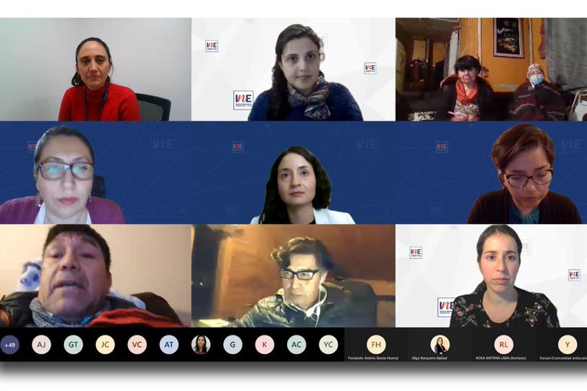Casi mil organizaciones de pueblos originarios y afrodescendiente chileno en Participación Intercultural INE
