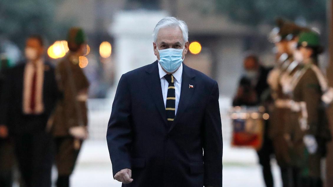 """Piñera y su declaración en Fiscalía: """"El respeto irrestricto a DDHH ha sido una constante en mi vida"""""""
